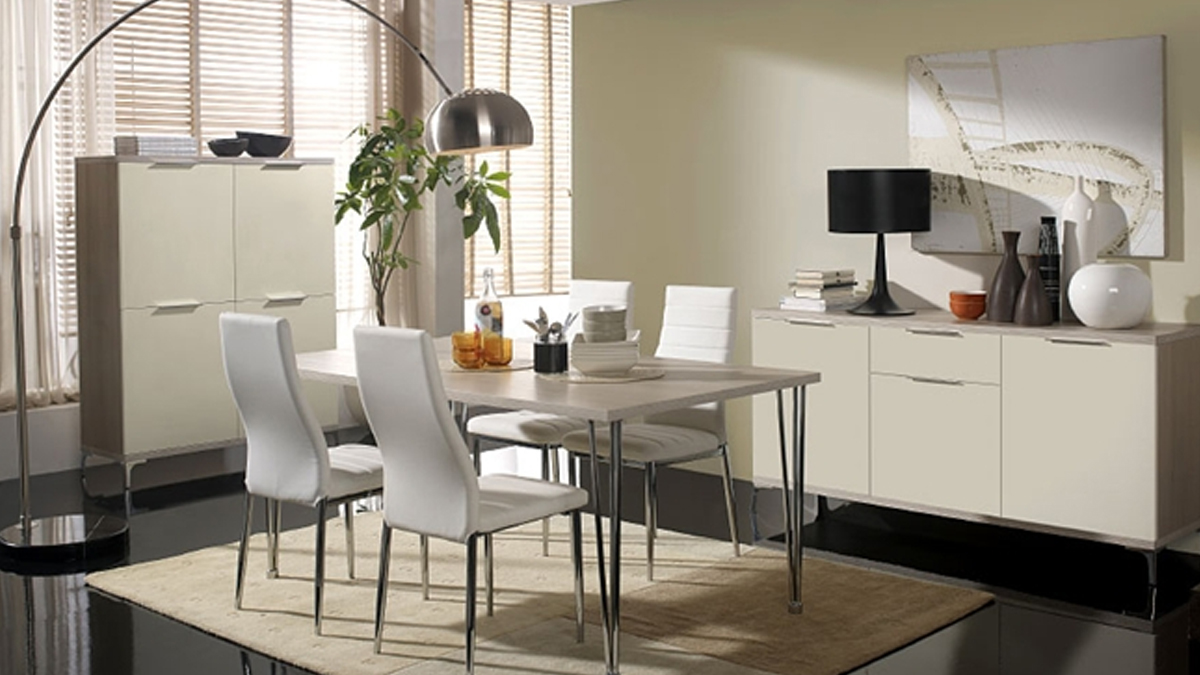 Decoracion salon grande decorar saln comedor grande y - Ideas para decorar salon comedor ...